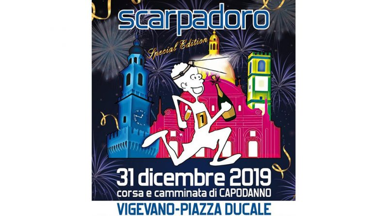 "A Vigevano nasce la ""Scarpadoro di Capodanno""!"
