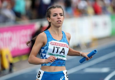 Chiara Melon d'argento ai tricolori indoor Under 23!