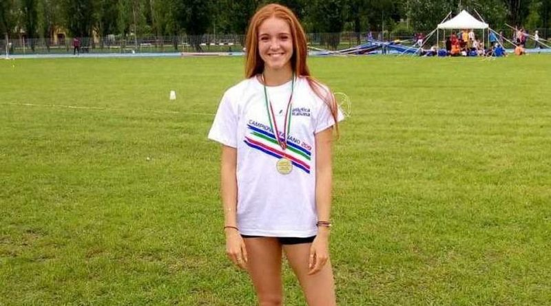 Sofia Montagna 6^ ai tricolori di Pentathlon U23