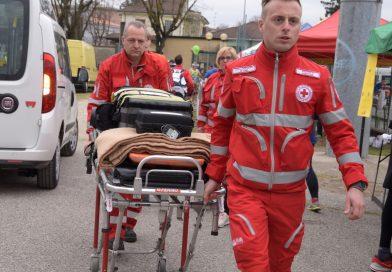 Scarpadoro e Atletica Vigevano donano 500 euro alla Croce Rossa di Vigevano