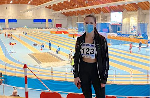 Campionati Italiani indoor Under 18: Carnero sfiora la finale