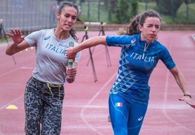 Chiara Melon convocata ai Campionati Mondiali Staffette!