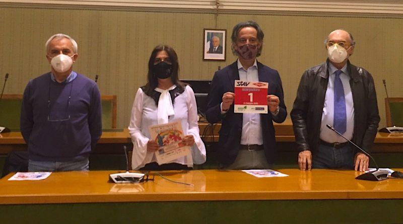 Presentate la 14^ Scarpadoro e la 1^ StraVigevano in programma domenica 2 maggio a Vigevano
