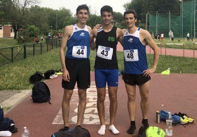 Ancora ottimi risultati per gli atleti ducali. Botros ottiene il minimo Under 18 sugli 800m!
