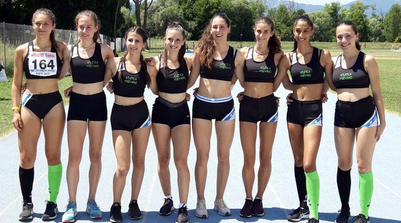 Campionati Italiani Under 18: una trasferta memorabile per l'Atletica Vigevano!